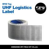 Estrangeiro H3 do Tag da etiqueta do código de barras da logística da freqüência ultraelevada de RFID