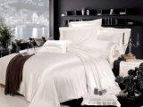 Reeks van het Beddegoed van de Zijde van de Moerbeiboom van Zijde de Meest luxueuze Zachte Comfortabele Vlotte Natuurlijke 100% van de Sneeuw van Taihu