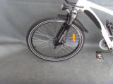 """Nuovo disegno 26 """" con la visualizzazione dell'affissione a cristalli liquidi, bicicletta elettrica del faro del LED"""