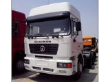 人の技術のD'long F2000 6X4のトラクターのトラック