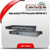 Ep3004 red Olt de Gepon de los accesos de la alta calidad FTTX cuatro
