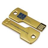 Logotipo de marcagem com ferro quente produto chave da memória Flash do USB da forma com preço do competidor