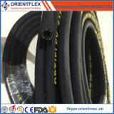 Vezel Gevlechte Rubber Hydraulische Slang SAE 100r6 Manufactre