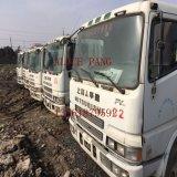 8cylinders usato Fuso Mitsubishi (8DC9-diesel motore) Mixer Truck con Inossidabile-Drum