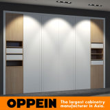 [أبّين] طلاء لّك حديثة أبيض خشبيّة ميلامين أرجوحة خزانة ثوب ([يغ91550])