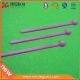 Cuchara rosada antiestática plástica de la exportación de China del laboratorio caliente del bulto