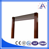Rete fissa poco costosa dell'alluminio del cavallo del metallo della Cina di buona qualità