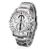 Het Mechanische Beweging Gepersonaliseerde Horloge van het roestvrij staal