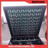 Indicador de diodo emissor de luz aberto de /Front do serviço dianteiro de P12outdoor