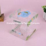 최신 판매 크리스마스 선물 포장 플라스틱 애완 동물 접히는 상자