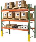 Cremalheira resistente do aço do armazenamento da pálete do equipamento do armazém