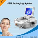 Máquina Ultralift Hifu de la belleza para la piel que aprieta la elevación de cara