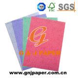 De Buena Calidad Tarjeta de papel colorido hecho para la tarjeta de invitación