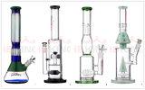 Buntes Recycler-Glas-rauchende Wasser-Rohre