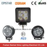Lámpara reversa aprobada de E9 R23 12With15With18W LED