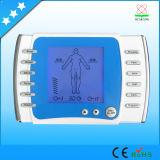 Estimulador electrónico portable popular del músculo del Massager de los diez