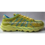 Sapatos de malha simples para homens