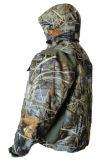 Одеяние Workwear ткани работы Coverall краткости куртки зимы камуфлирования Twill хлопка хорошего качества 2017