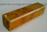 Твердая естественная деревянная оптовая продажа коробки подарка упаковки ювелирных изделий