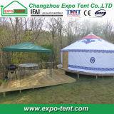 Yurt en bambou mongol de haute qualité
