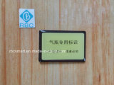 Passive lange Reichweite Hf Das Anlagegut, das Marke RFID aufspürt, beschriftet Identifikation-Chips F08