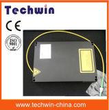 Laser ottico della fibra ed amplificatore a fibra ottica per la spettroscopia del laser