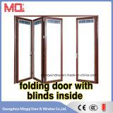 Aluminiumfalz-Tür und Fenster (Bi-faltende Tür und Fenster) (MQ-WD-01)