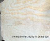 2.7mm-18m m irradian la madera contrachapada del pino para el rectángulo o el conjunto
