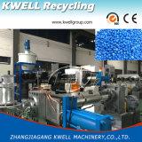 Bolso de los PP de la alimentación forzada de la serie de Sj que recicla la máquina de granulación