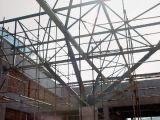 Bello fascio strutturale d'acciaio per la fabbrica d'acciaio