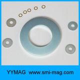N35m 급료 네오디뮴 자석 반지 자석 발전기