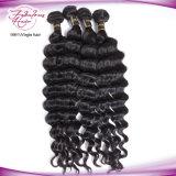 De populaire Onverwerkte Braziliaanse Golvende Bundels van het Haar van het Haar In het groot Maagdelijke Braziliaanse