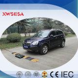 (UVIS portátil) sob inspeção de veículo (UVSS móvel) para segurança de reunião