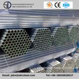 Tubo d'acciaio galvanizzato dell'armatura del TUFFO caldo