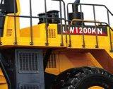 Carregador oficial Zl 16 da roda do fabricante Lw1200kn de XCMG