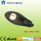 Tutti in un indicatore luminoso di via della PANNOCCHIA 150W LED dell'alloggiamento IP65 dell'indicatore luminoso di via del LED