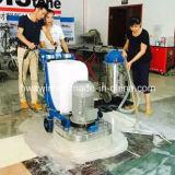 Máquina de pulir del suelo concreto de gran alcance