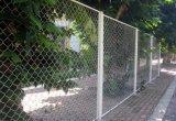 Slats da conversão do PVC da cerca do jardim para a cerca da ligação Chain
