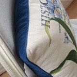 Deluxe Baumwollleinenlandthrow-Kissen für Bett
