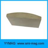 De Magneten van Segement van de Boog van SmCo van het Kobalt van het samarium voor Motor