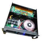Td1600 2800W 2channel 4ohms PAのスピーカーのプロ可聴周波専門の電力増幅器