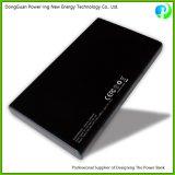 batería de la potencia de la aleación de aluminio de la alta capacidad 10000mAh para los teléfonos elegantes