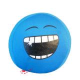 Bola antiesfuerza de la cara de la sonrisa de la espuma