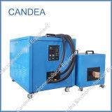 máquina que cubre con bronce de la soldadura de la calefacción de inducción 60kw