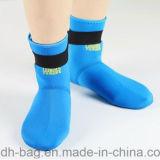 neopreno de 3m m hecho en calcetines de calidad superior del salto del diseño de China Niza