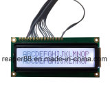 16X2 Stn Yellow Green Character COB LCD Module