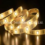 Il LED 12VDC 5050 SMD scalda 12V bianco dell'indicatore luminoso di striscia del LED