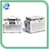 Máquina que lamina 2 del Oca de la pantalla del LCD de la precisión en la máquina de Remore el laminar y de la burbuja de 1