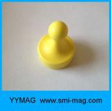 Магниты Pin нажима неодимия высокого качества для магнитного ключевого держателя