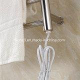 Round Bar Rack Chauffe-serviettes chauffant en acier inoxydable (9017)